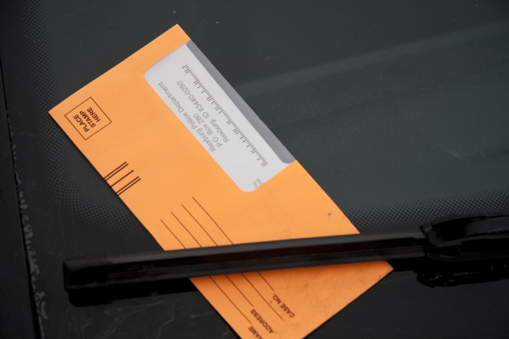 Parking tickets on the rise in Rexburg