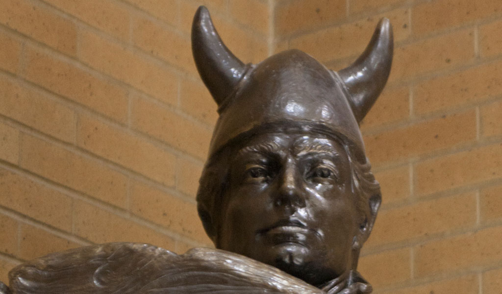 Thor donated to nearby high school