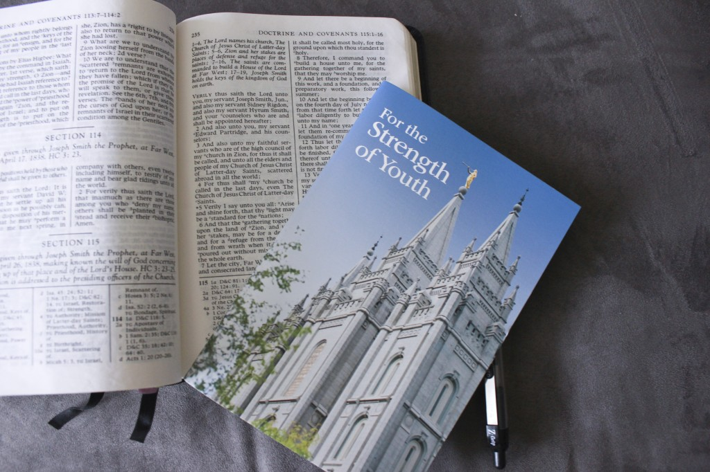 LDS youth see additions to pamphlets