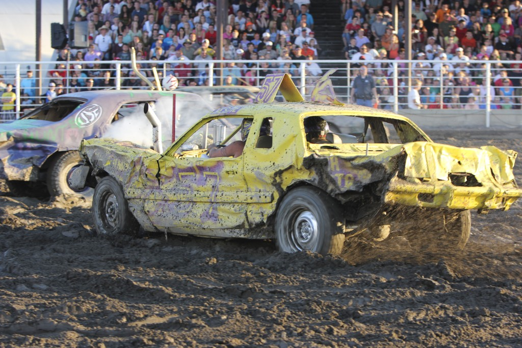What Are The Best Cars For A Demo Derby