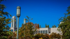 LDS Conference Center by AJ Buruca