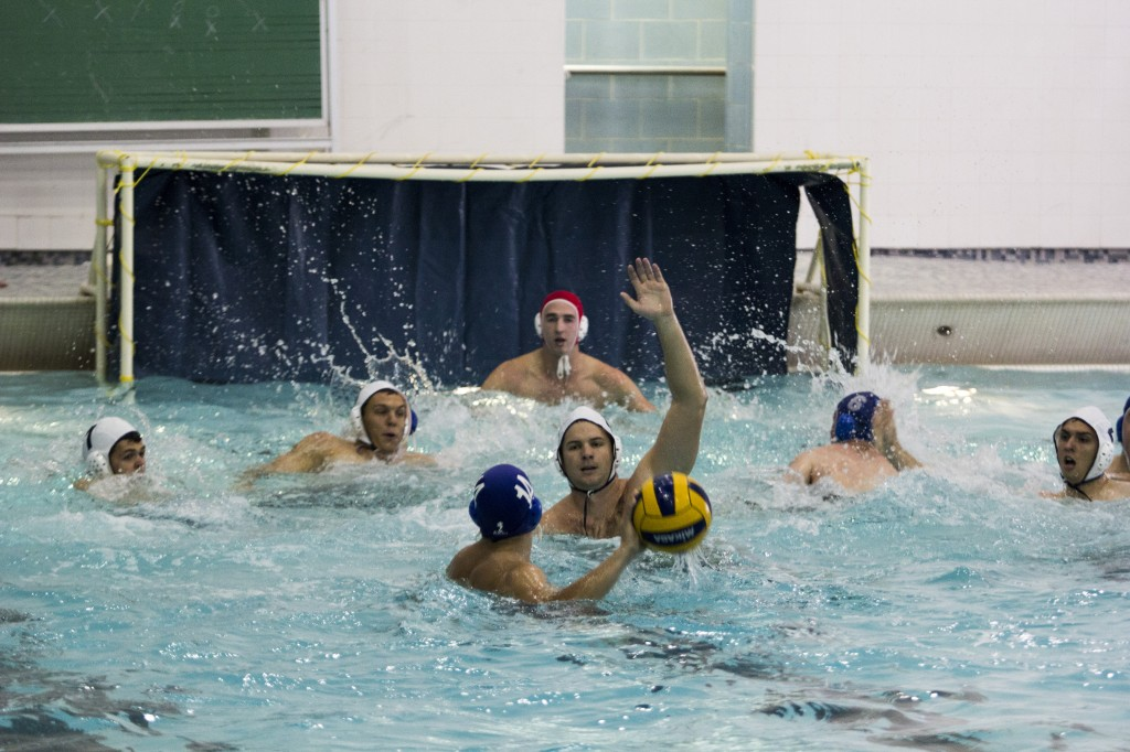 War and peace in water polo