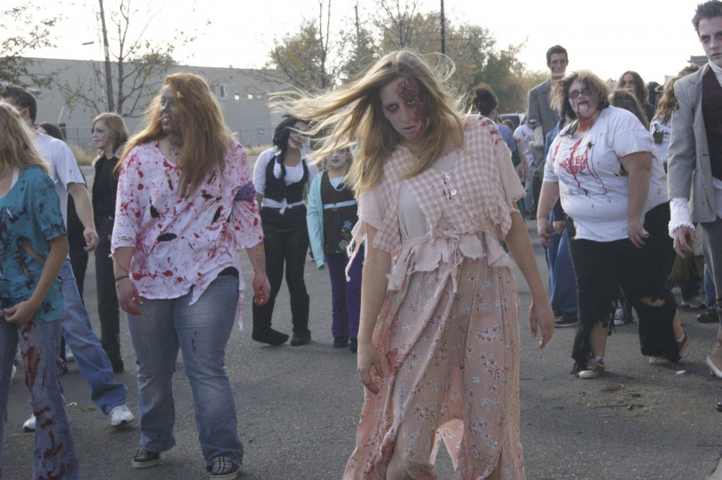 Zombie apolcalypse infects Rexburg
