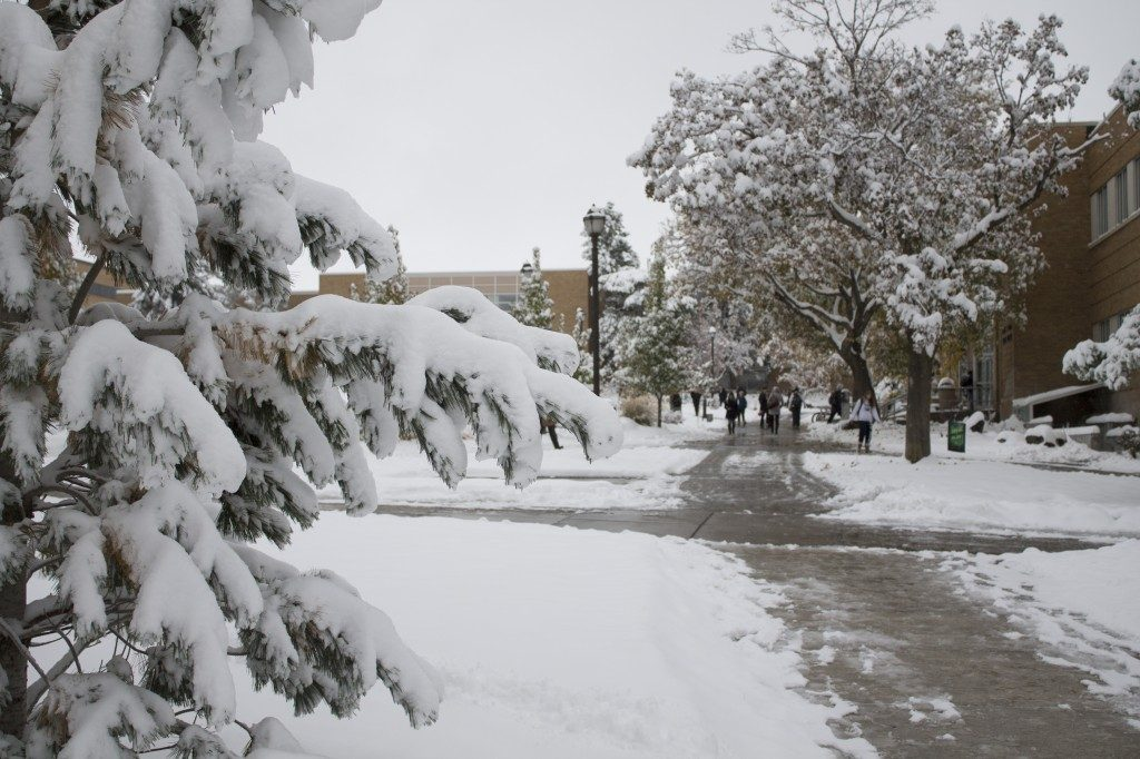 Rexburg to receive a foot of snow