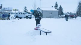 Snowboard Cable