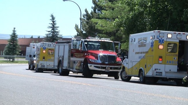 Fire In Idaho Falls Apartment, One Hospitalized