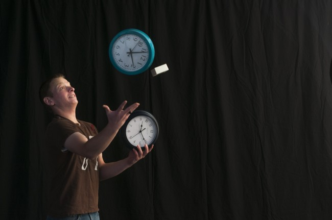 Time management: finding success in class