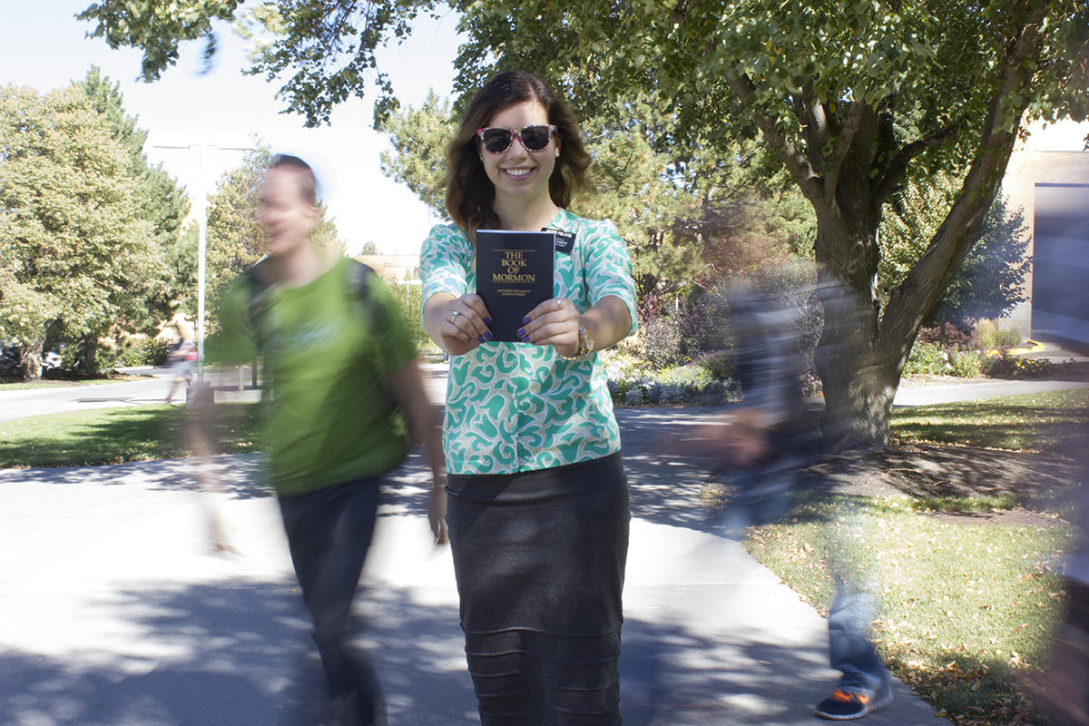 More Mormon Women Choosing Missions over College