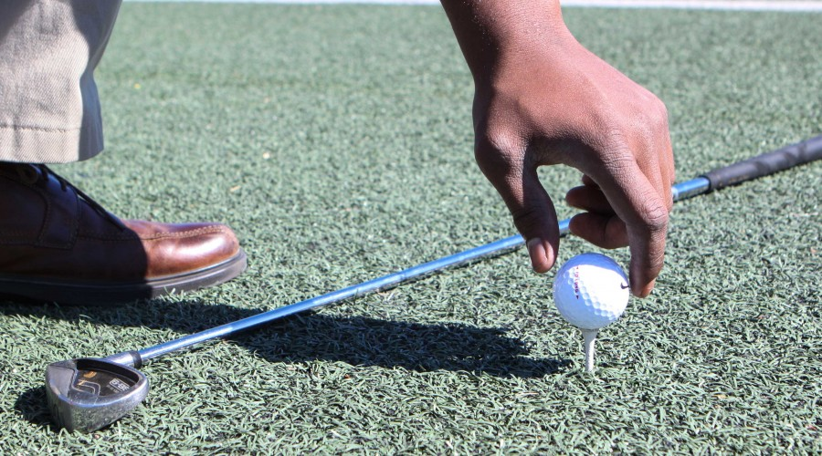 Golf offers new competing opportunities