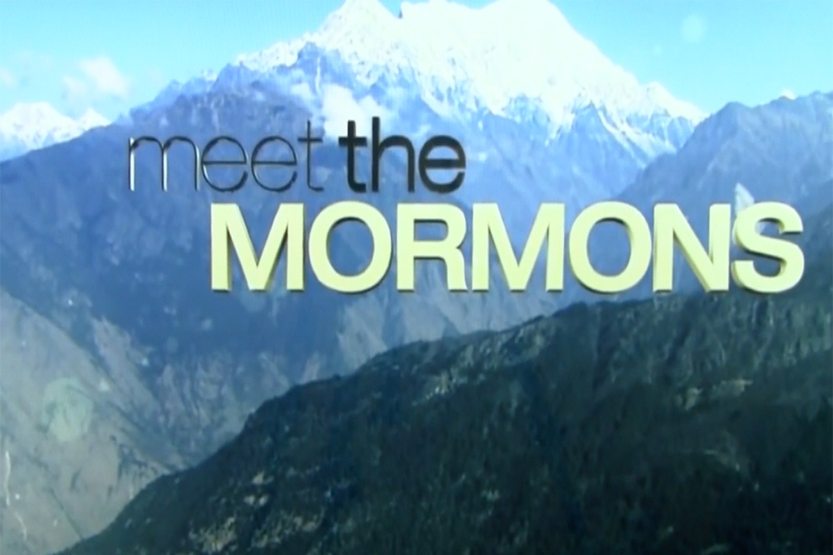 LDS church donates proceeds from Meet the Mormons to American Red Cross