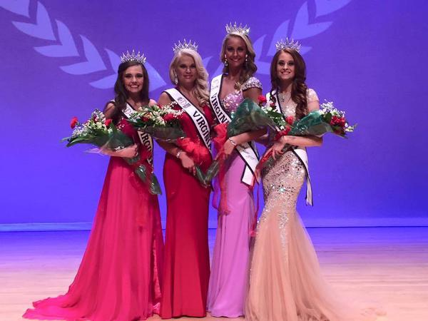 Returned missionary uses Miss Virginia title to share faith