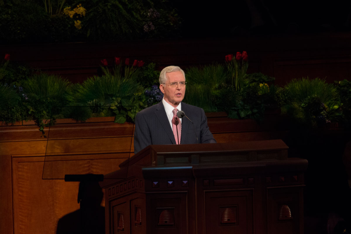 """""""Why marriage, why family"""" by D. Todd Christofferson"""
