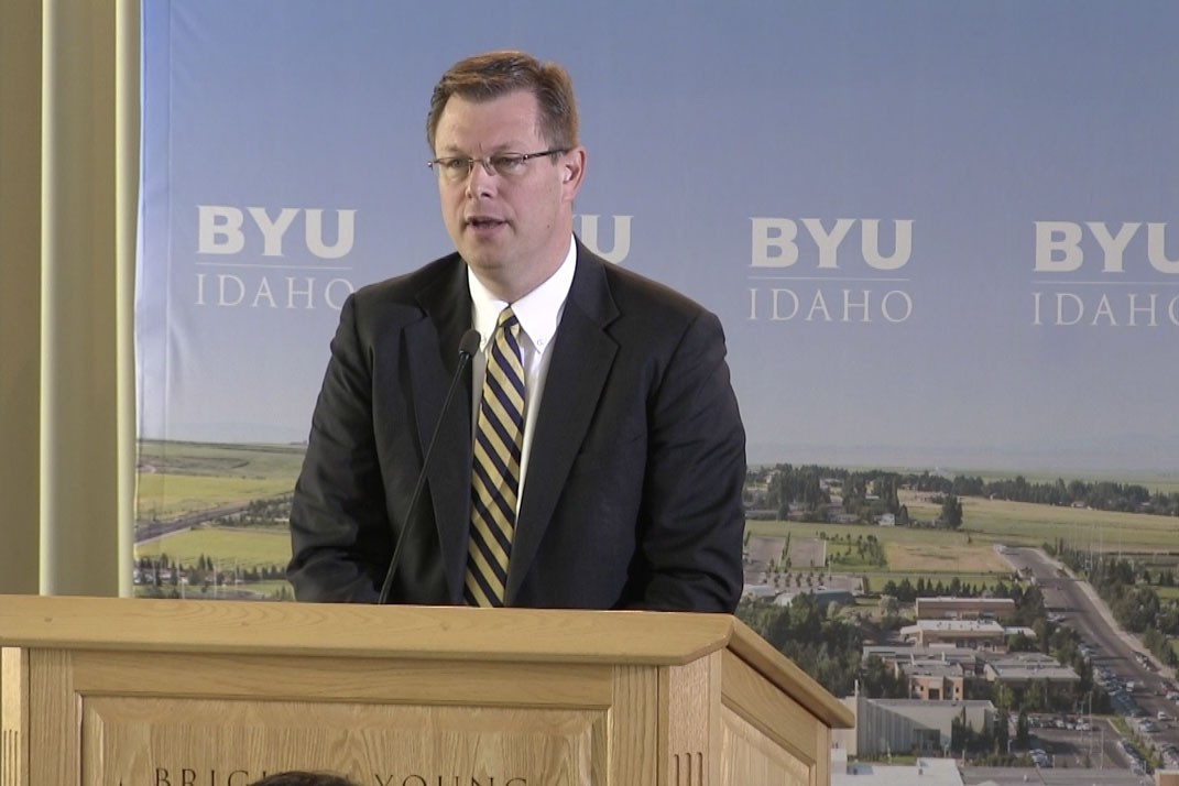 Leadership changes at BYU-Idaho: A Message from the President