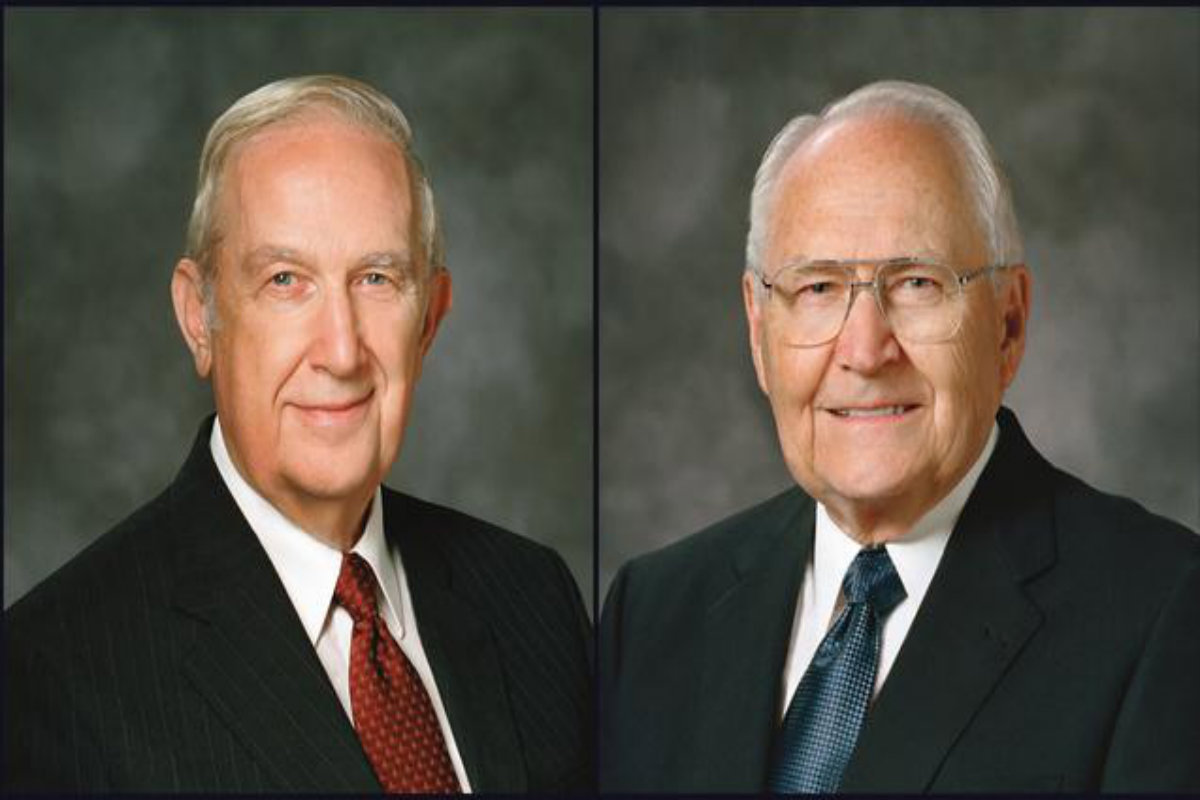 Elder Scott, Elder Perry released from hospital after receiving medical treatment