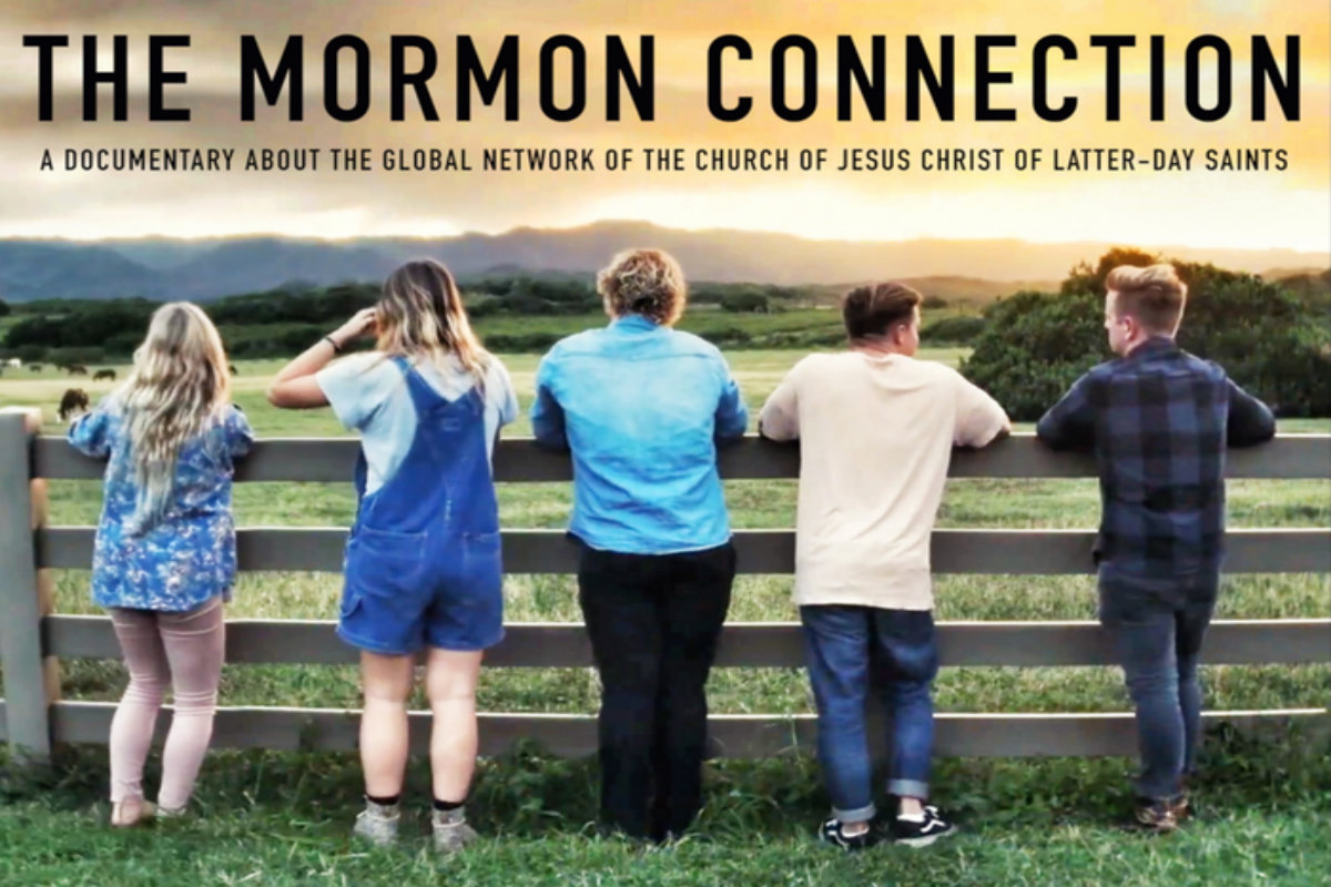 BYU-Hawaii students work together to create The Mormon Connection
