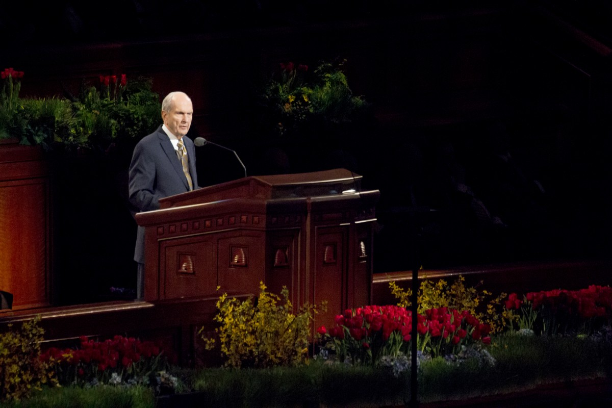 Russell M. Nelson new president of the Quorum of the Twelve
