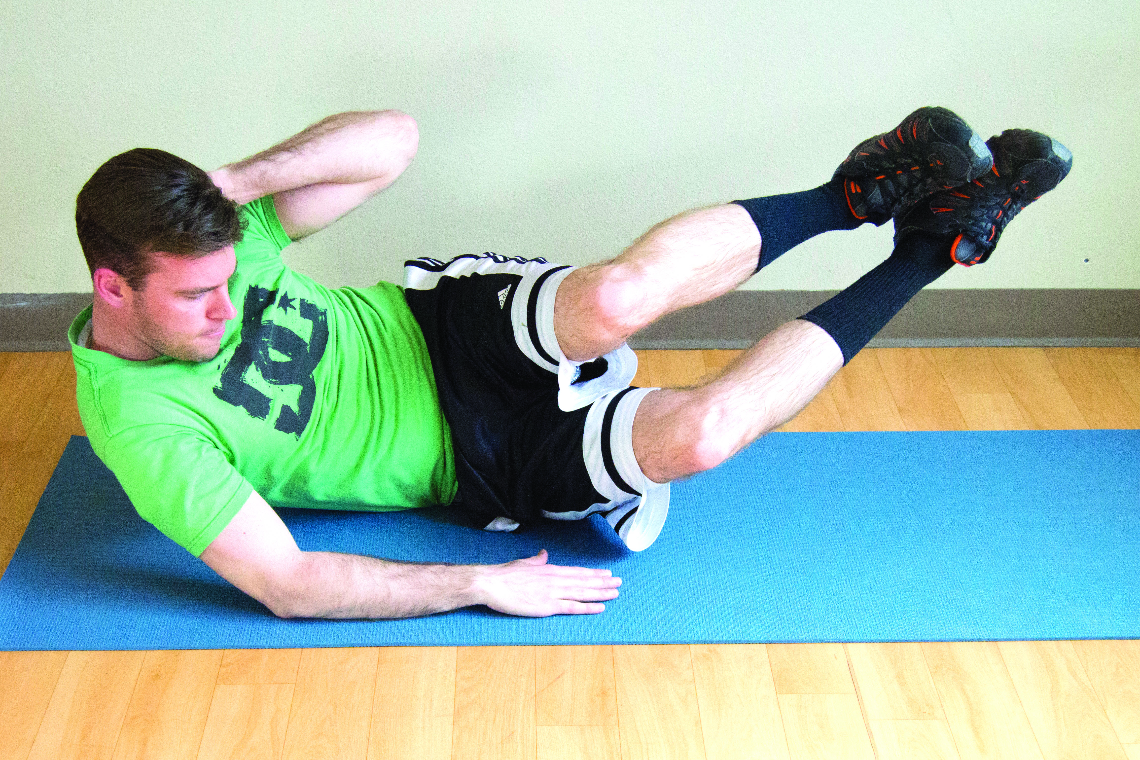 "Workout of the Week ""ab""literates abs"