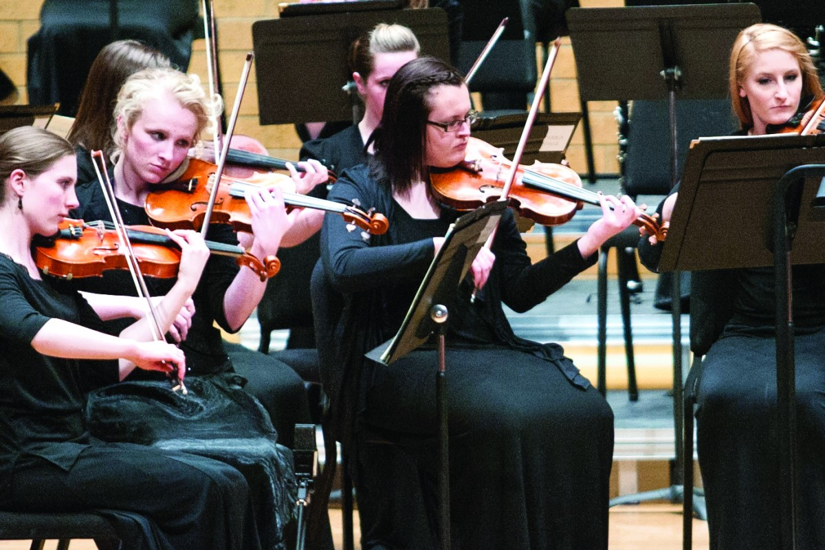 Orchestra to perform Mozart's Requiem