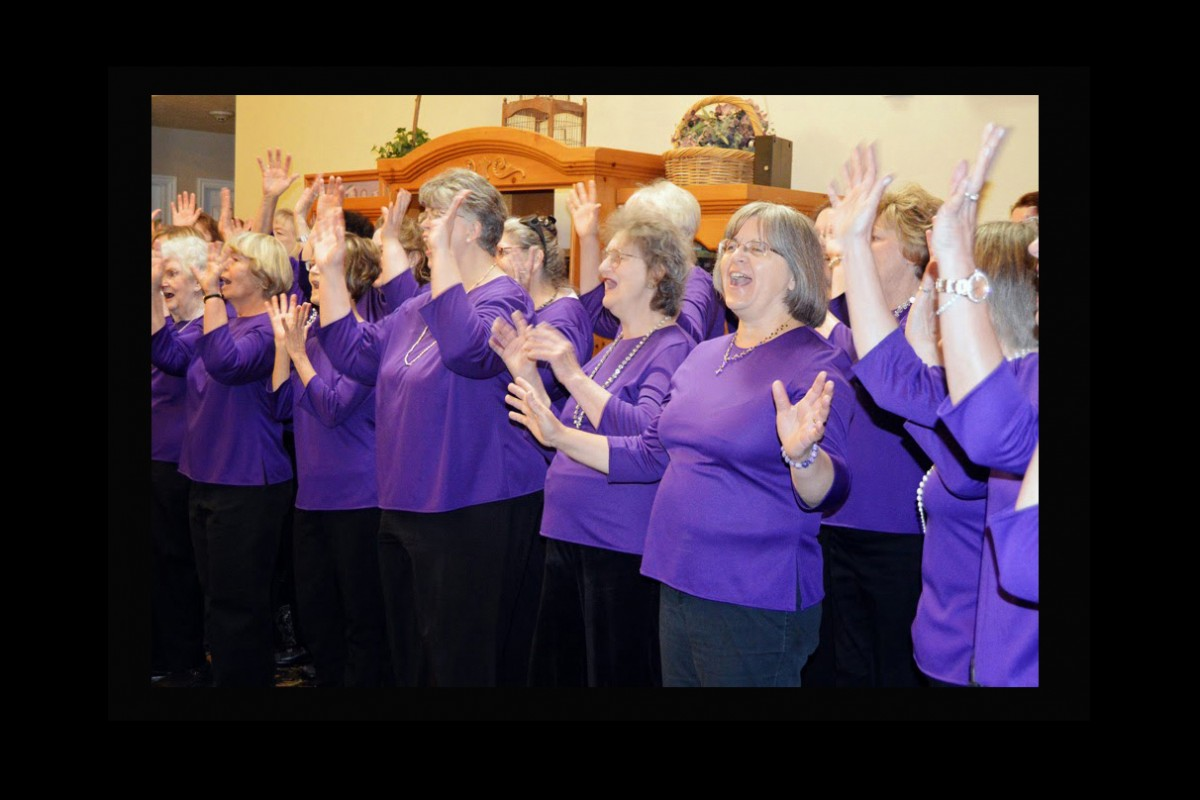 Upper Valley Women's Choir to host free concert Monday night