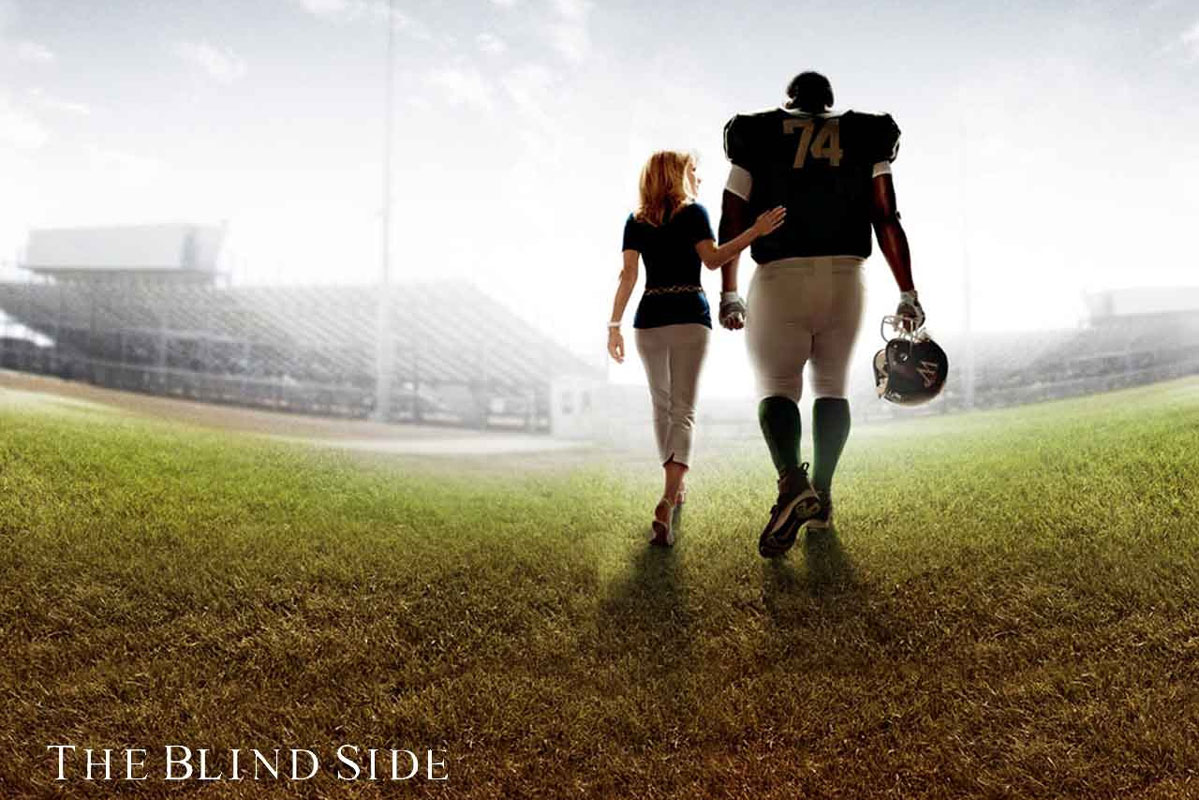 "Another version of ""The Blind Side"" happening in Utah"