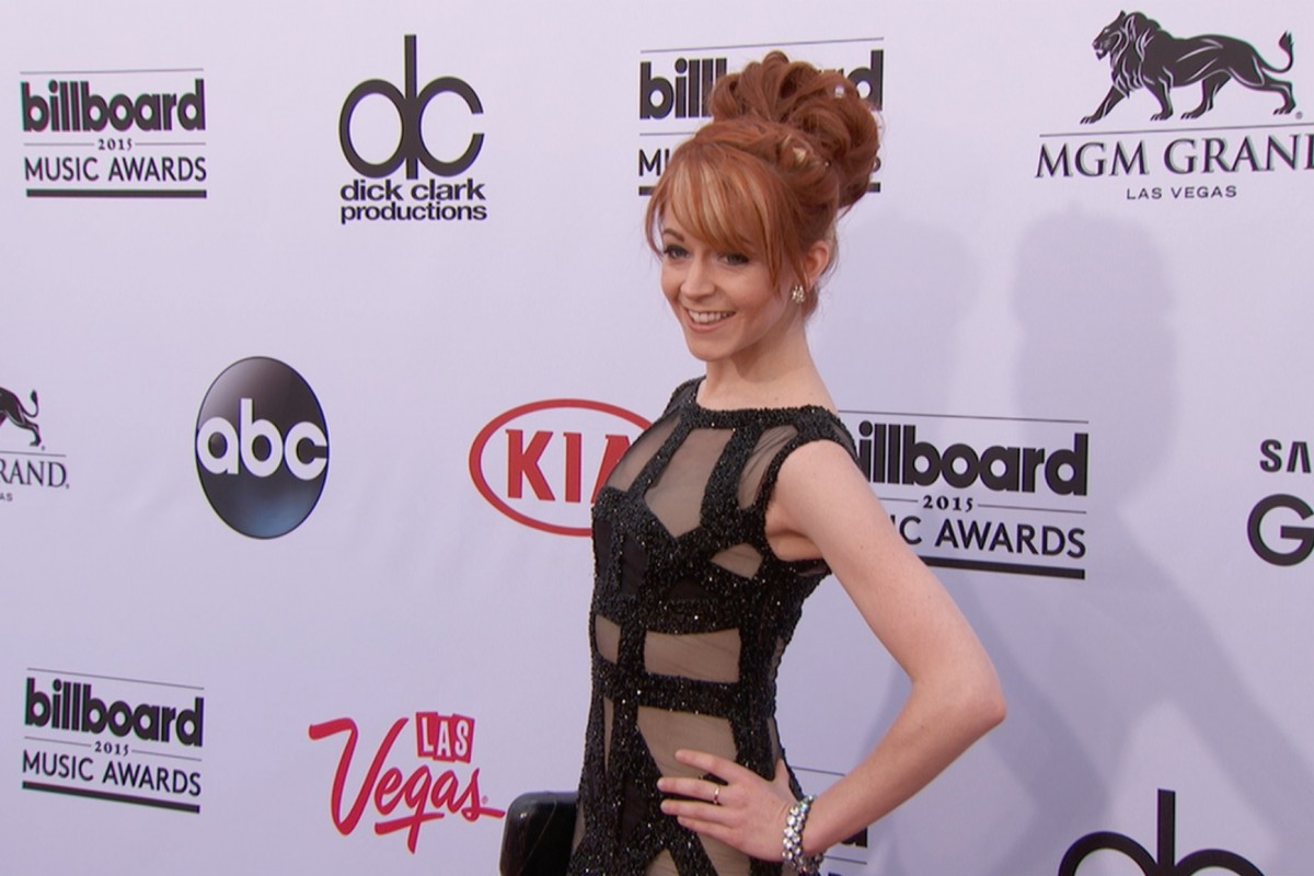 Lindsey Stirling's dress isn't the problem, we are