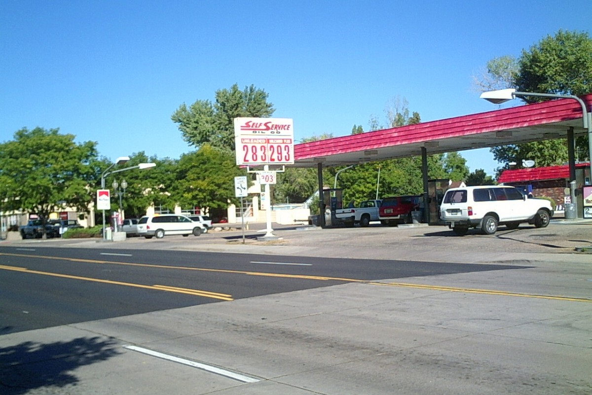 Gas prices increase again in Idaho