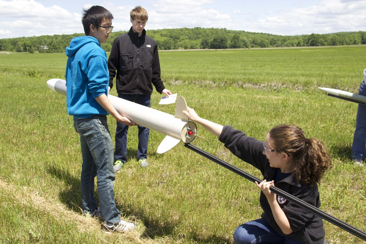 Rocket Dynamics Team competes in international competition
