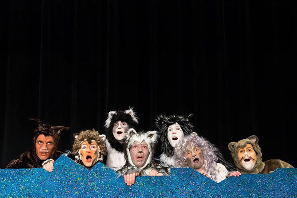Cats the musical premieres at BYU-I