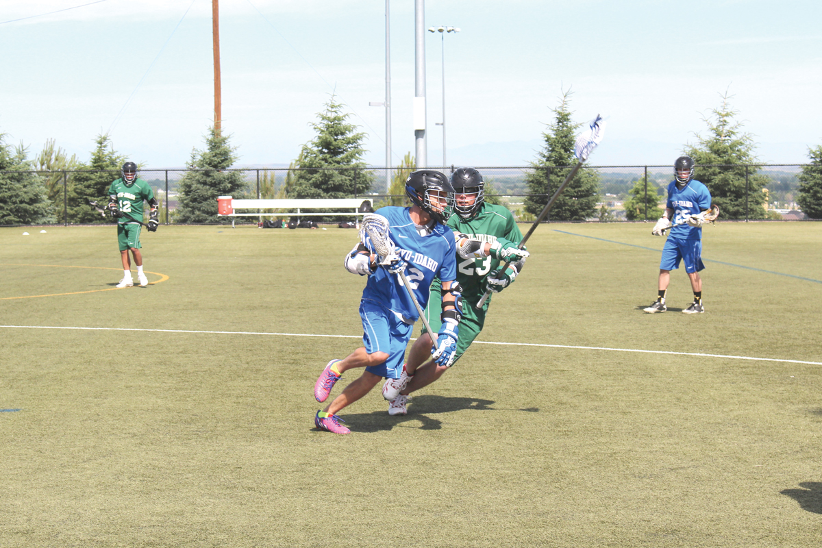 BYUI Lacrosse program shows growth