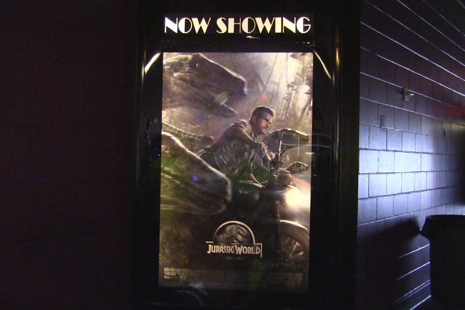 Jurassic World stomps through Rexburg