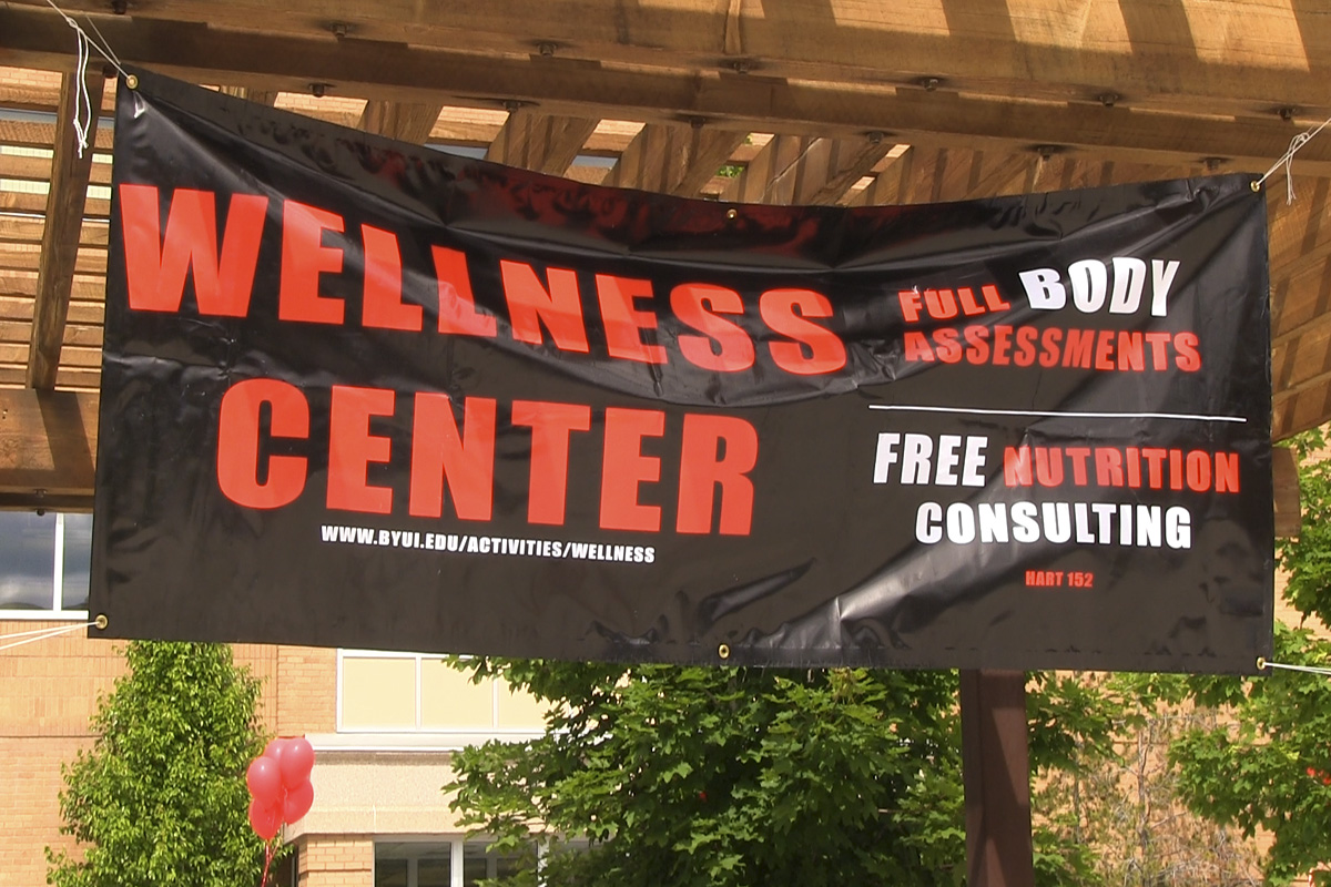 Wellness Activities informs students of programs offered