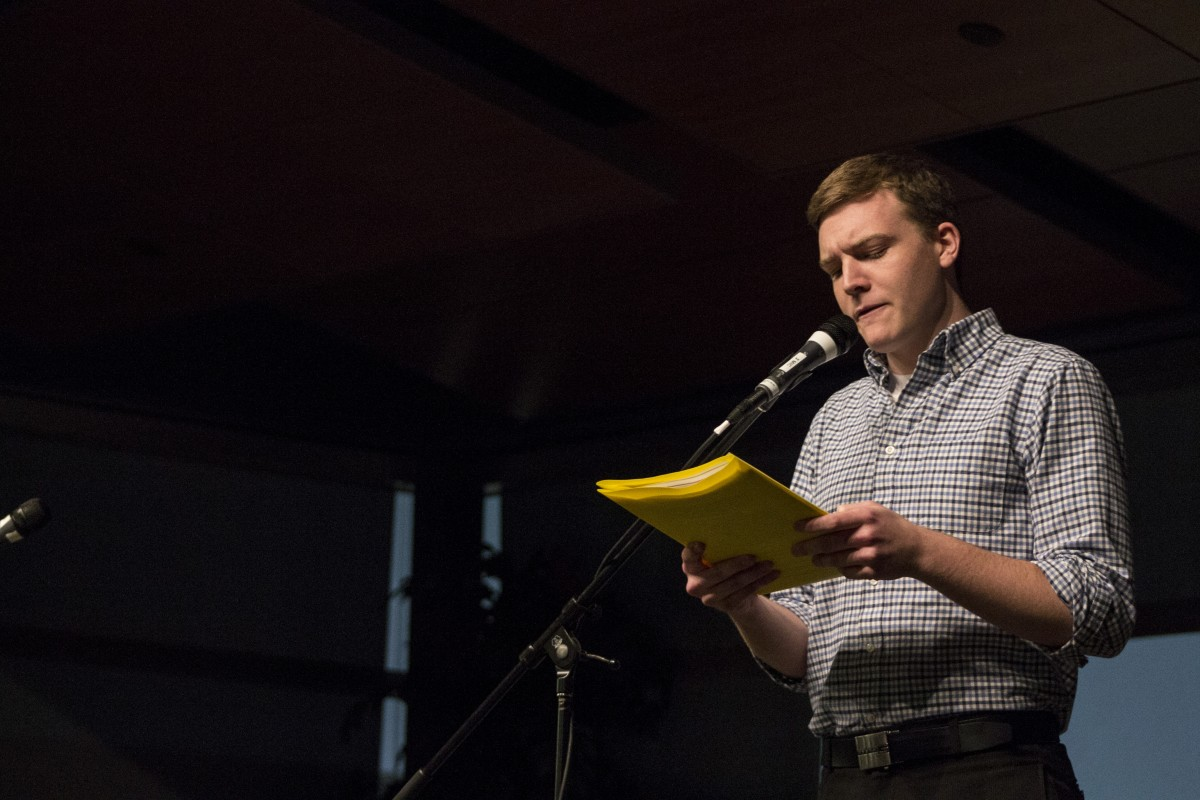 Storyteller competition helps students share creative writing