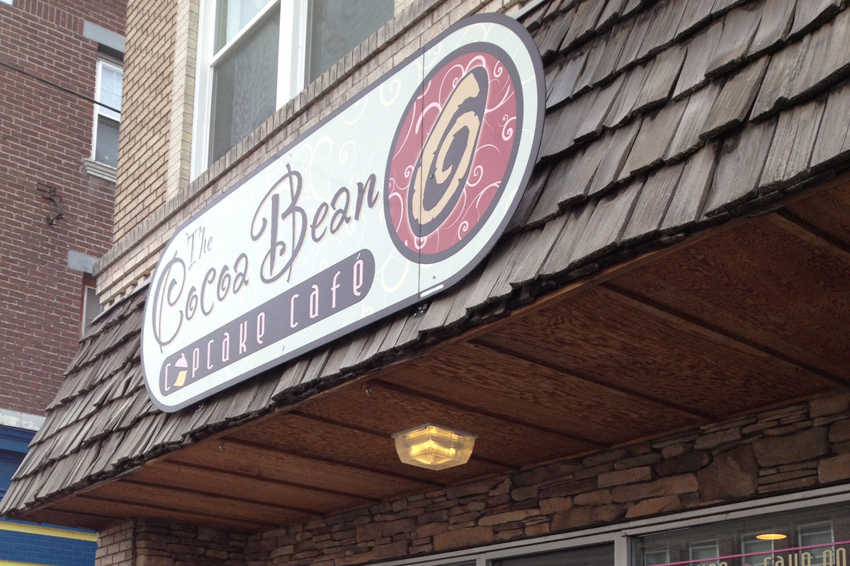 The Cocoa Bean now open at NorthPoint Apartments