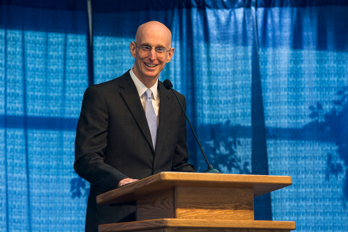 Henry J. Eyring to become academic VP