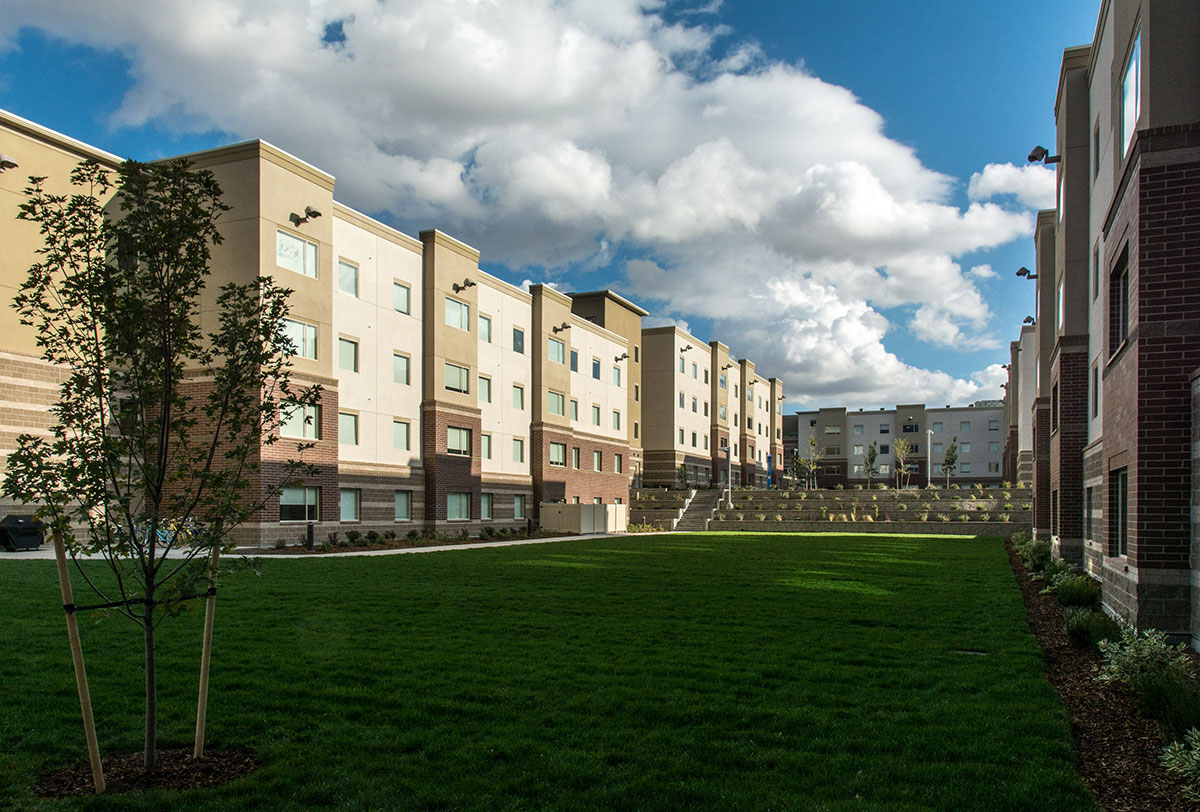New on-campus Centre Square apartments dedicated