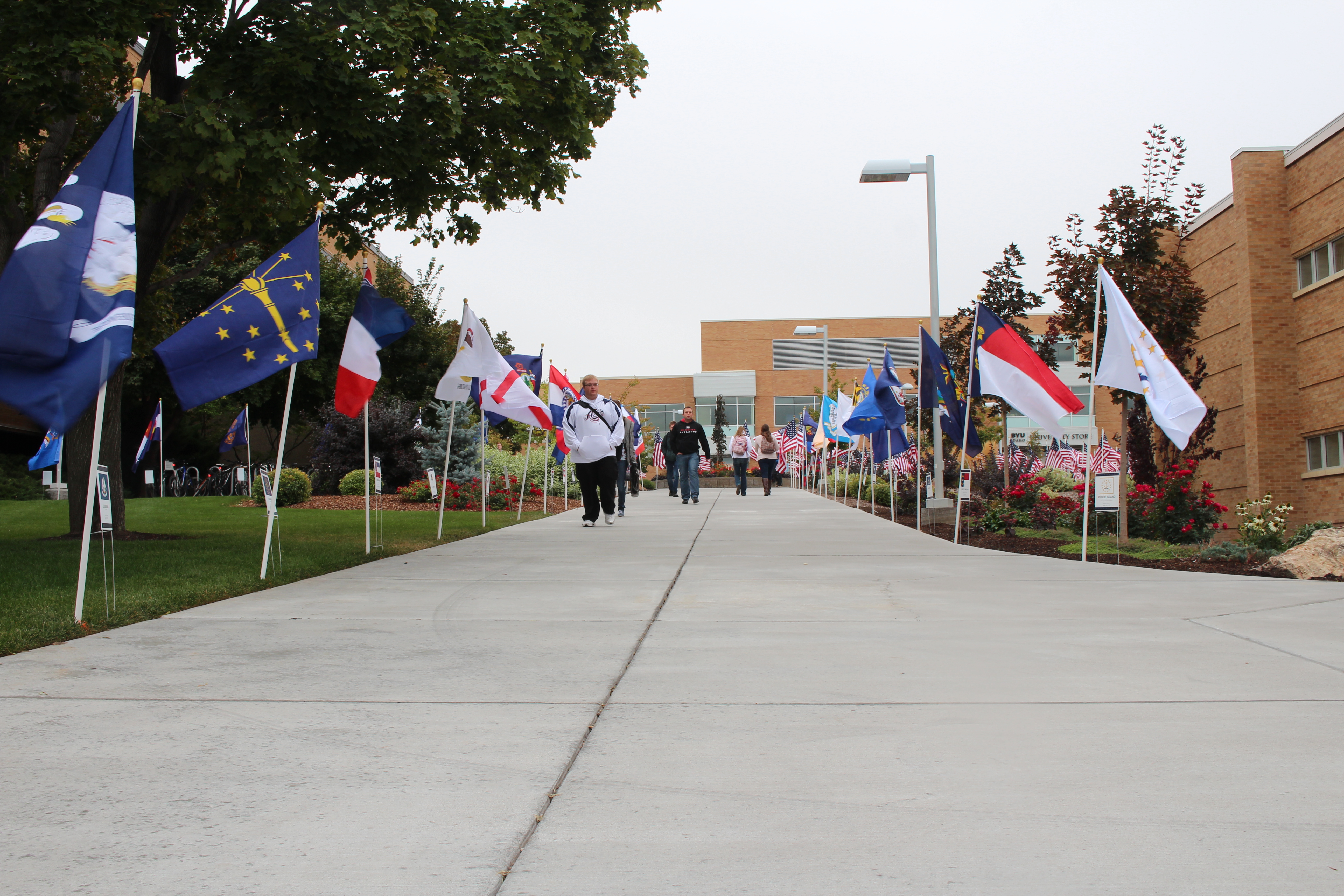 "BYU-Idaho student on Constitution Day: ""I've always had a love for my country"""