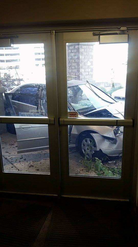 Witness shares account of meth-induced crash at The Towers
