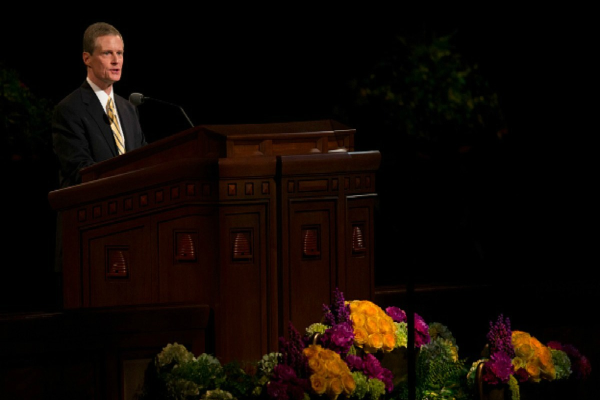 Elder Bednar's tribute to recently-passed Apostles