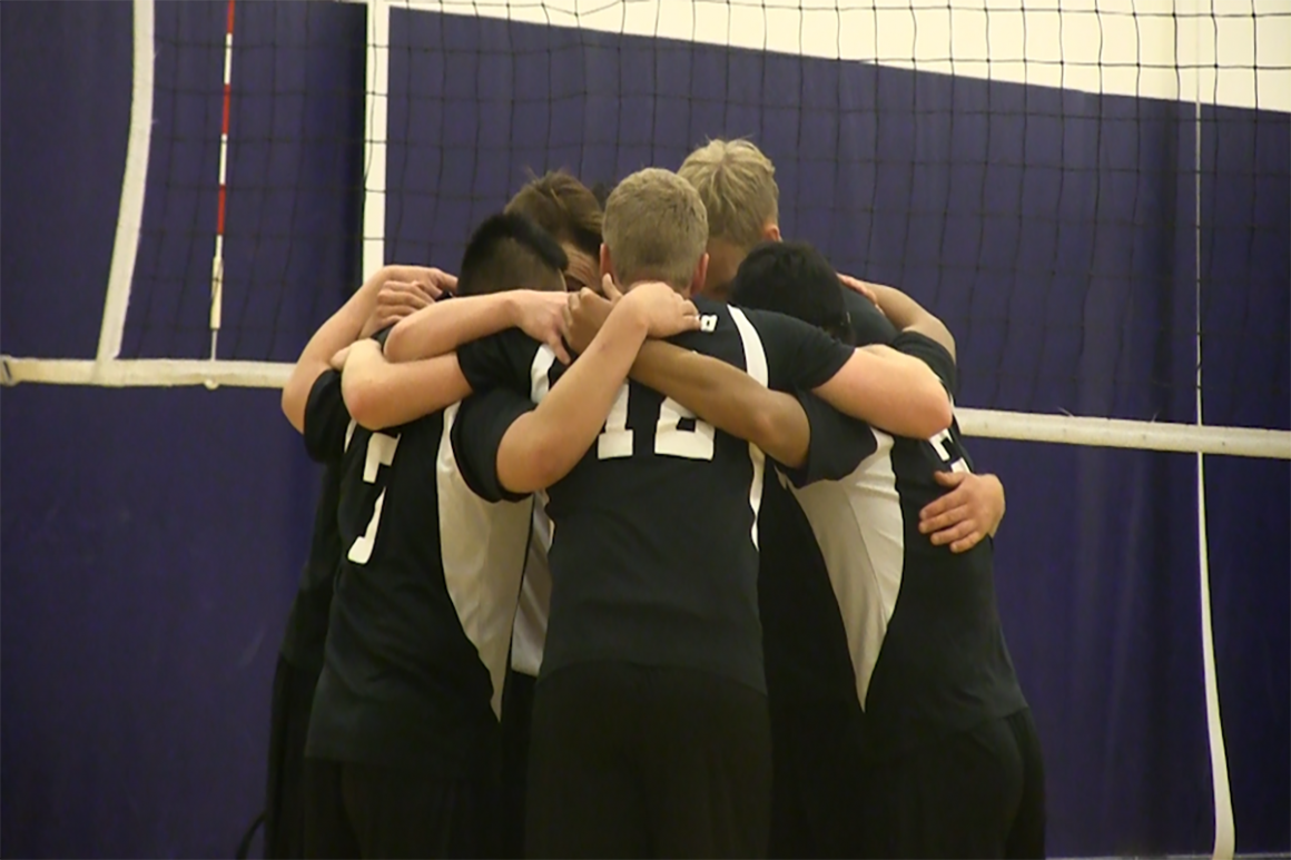 Men's volleyball featured image
