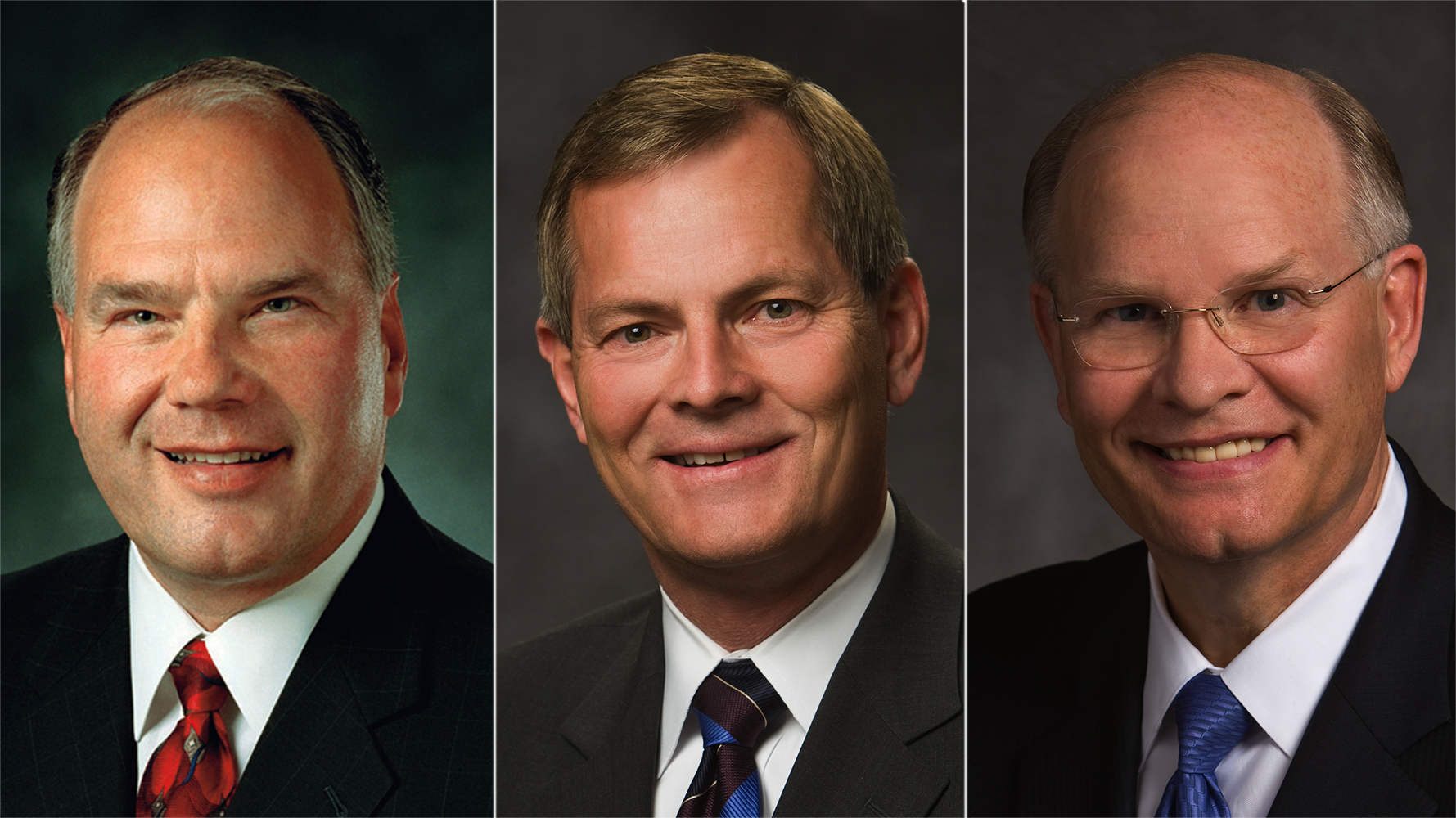 Three new apostles named and sustained