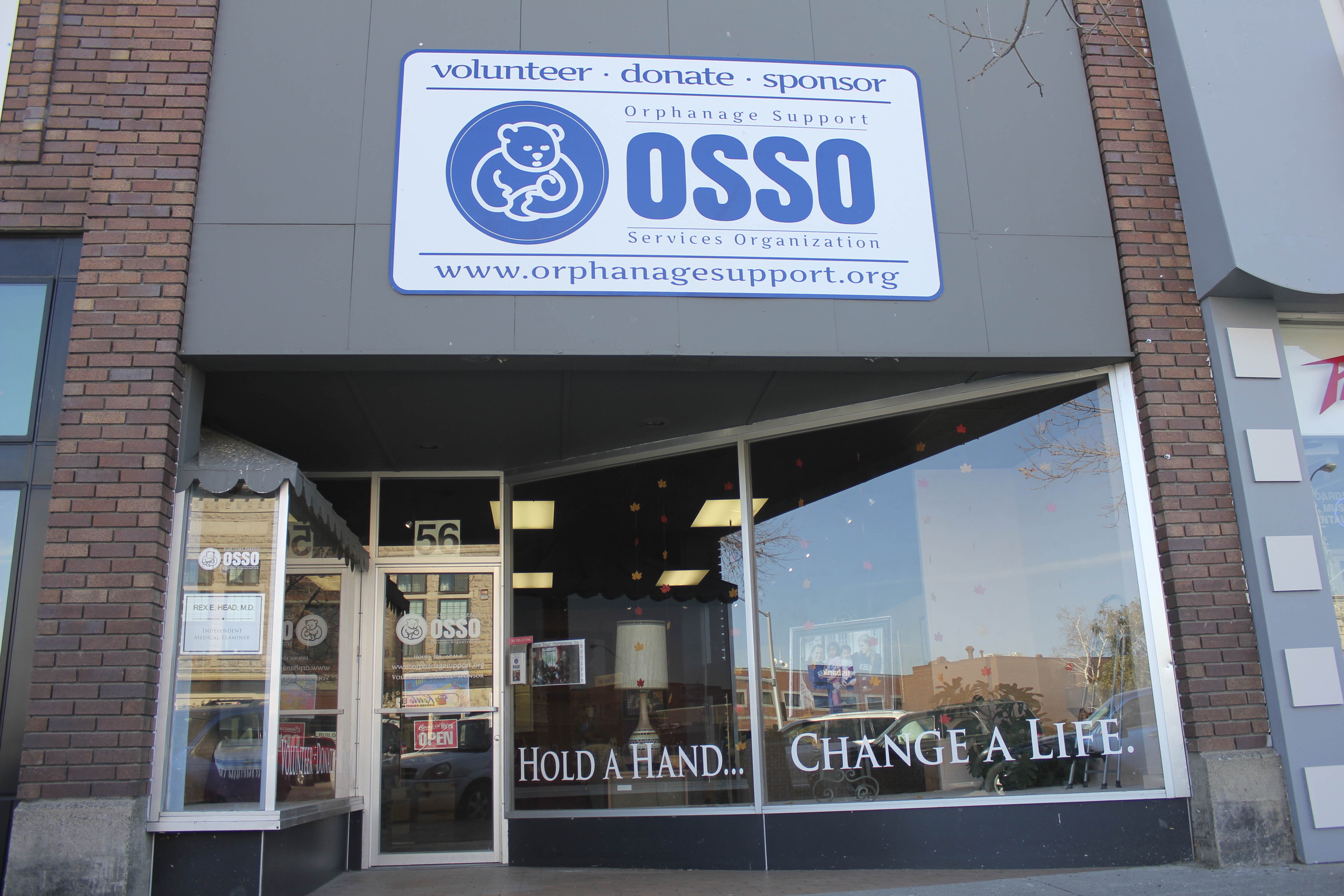 OSSO raises awareness for orphans