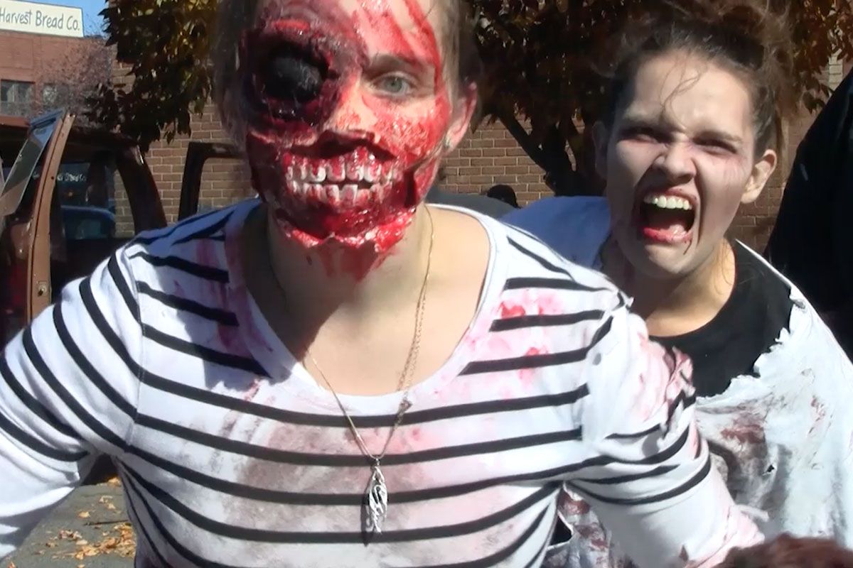 Zombies take over Rexburg