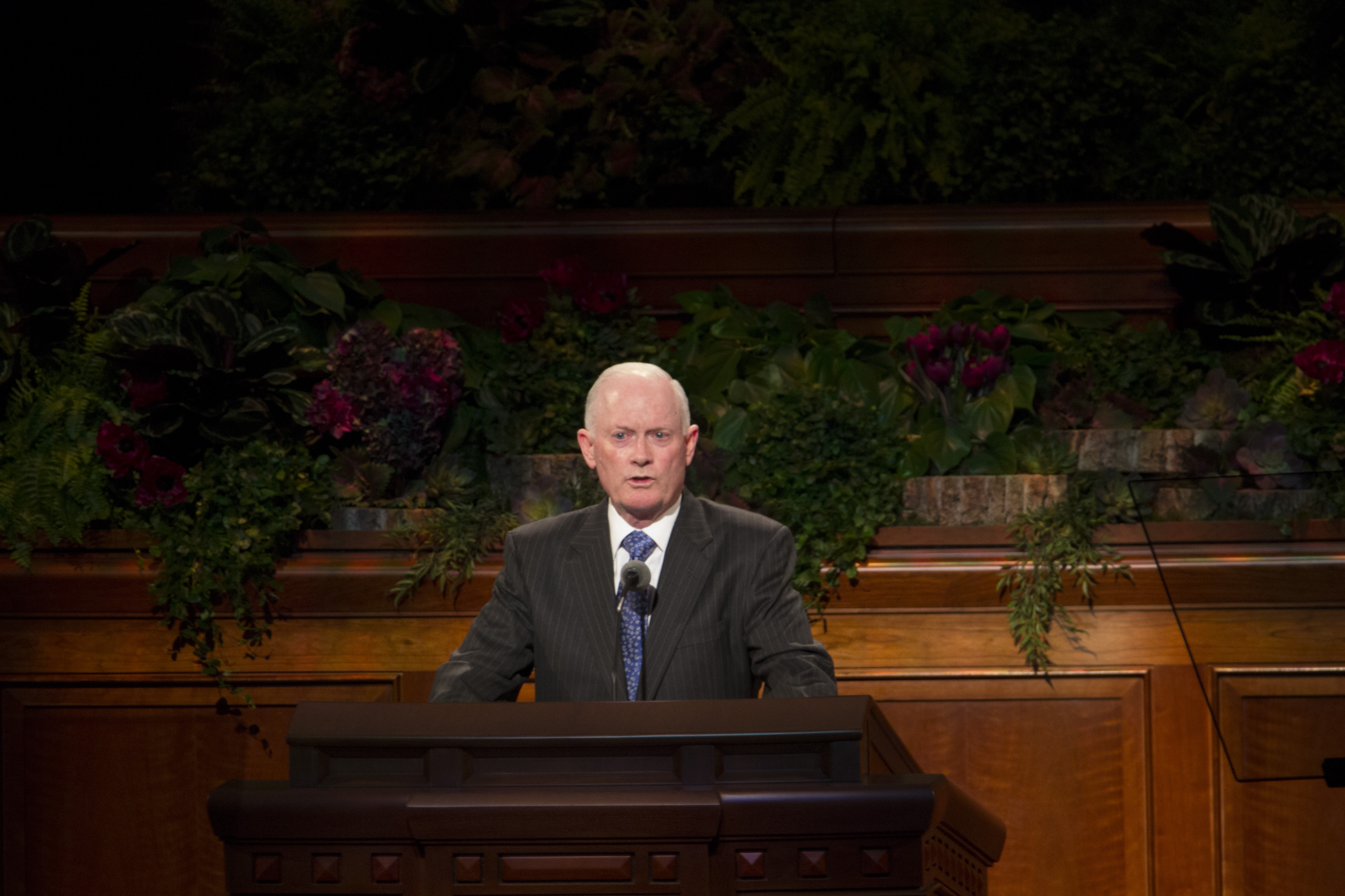 Elder Kim B. Clark: 'We need to be good and getting better'
