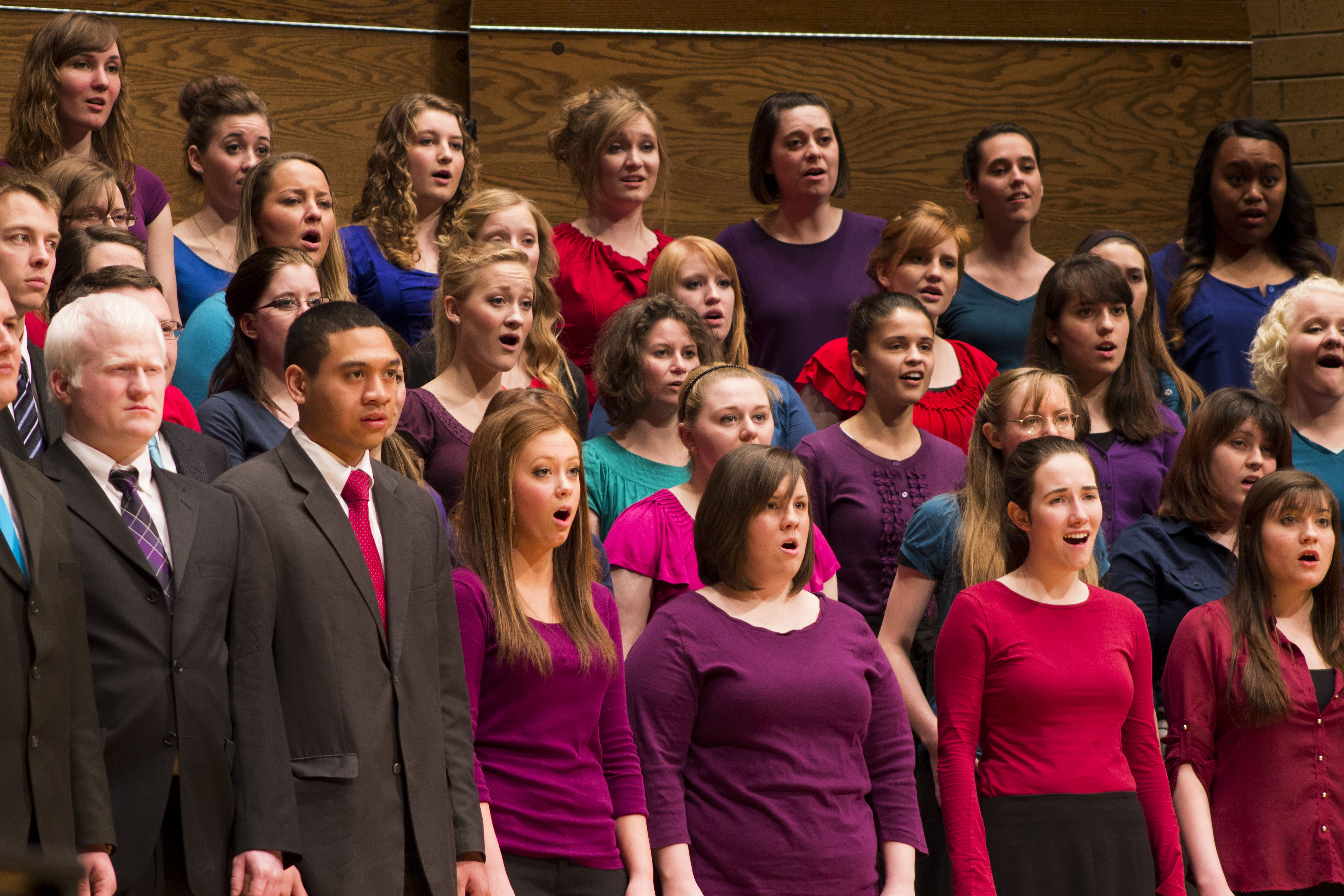 Harvest Choirfest returns to BYU-Idaho