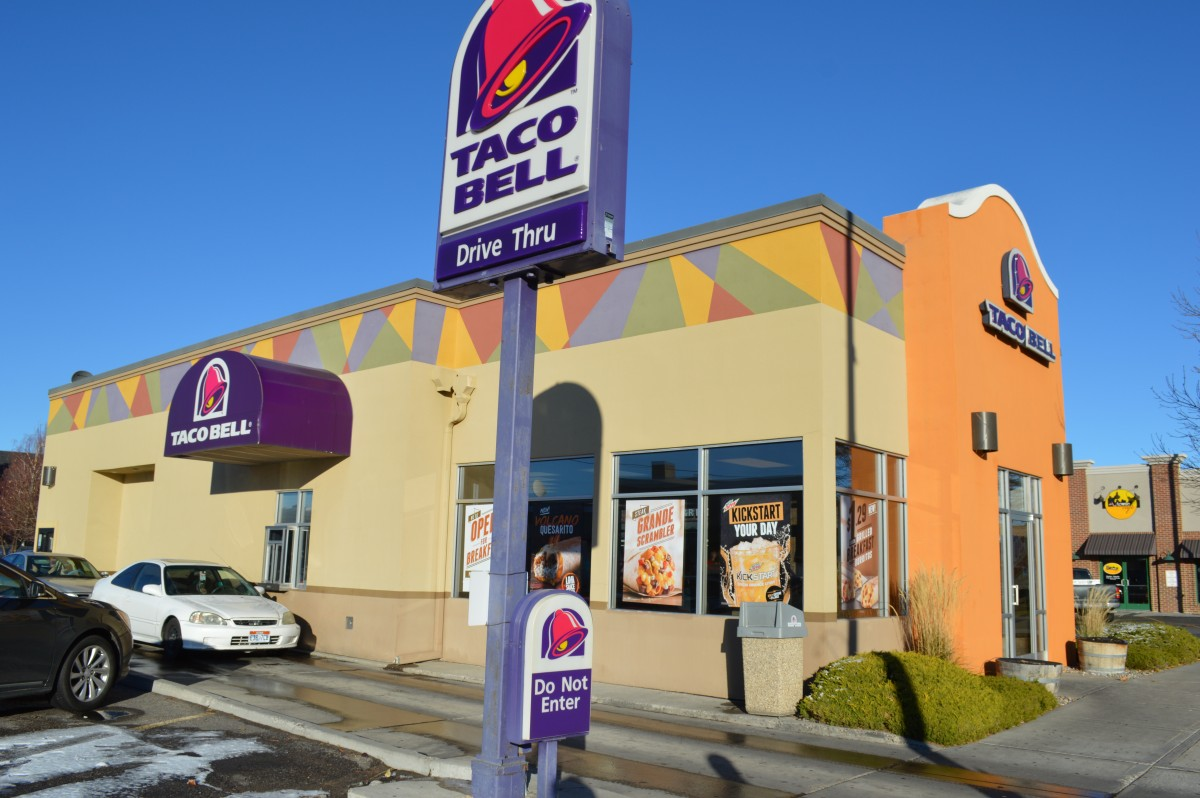 Rexburg Taco Bell reopens after being closed for two weeks