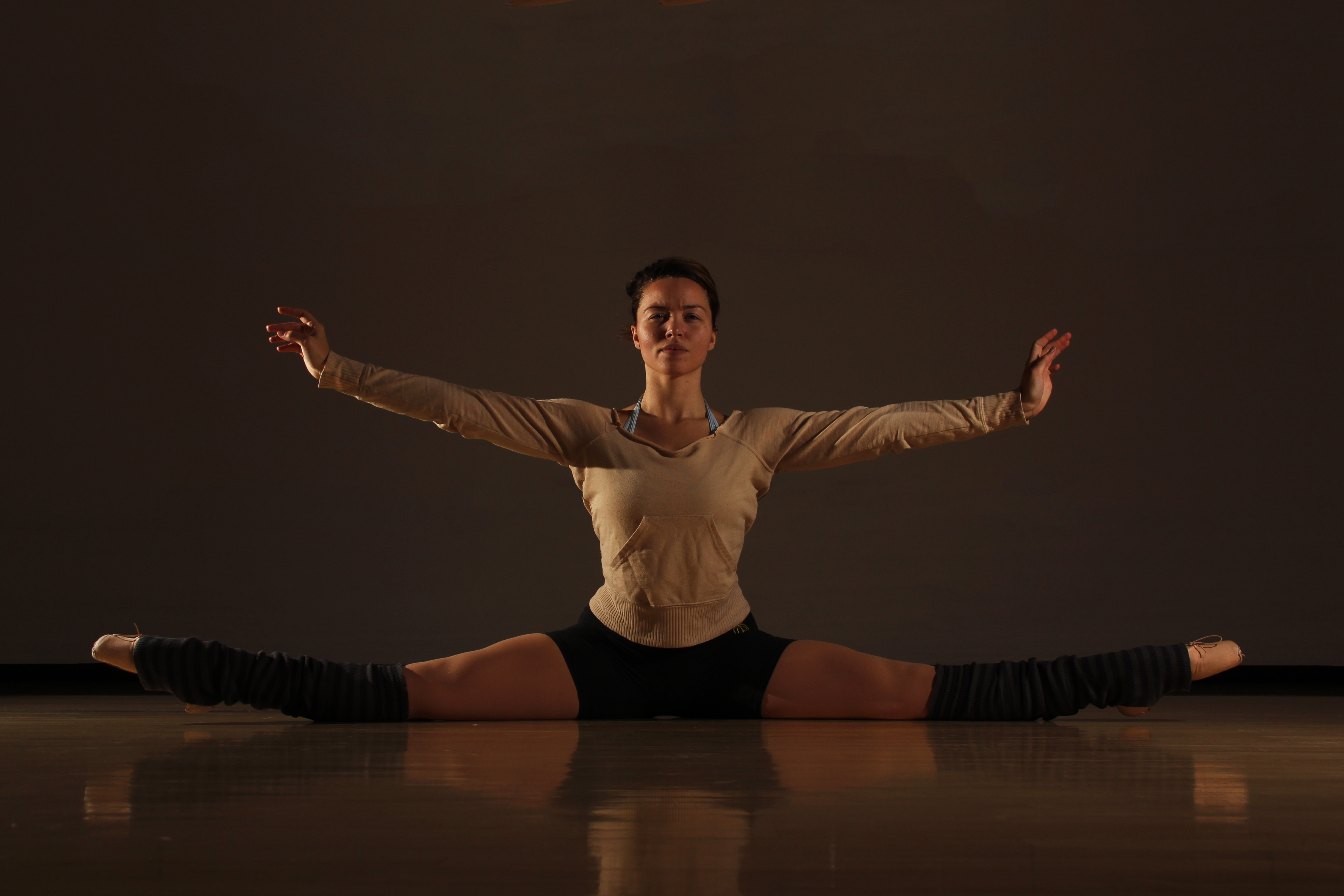 Student dances through challenges, seeks to share peace