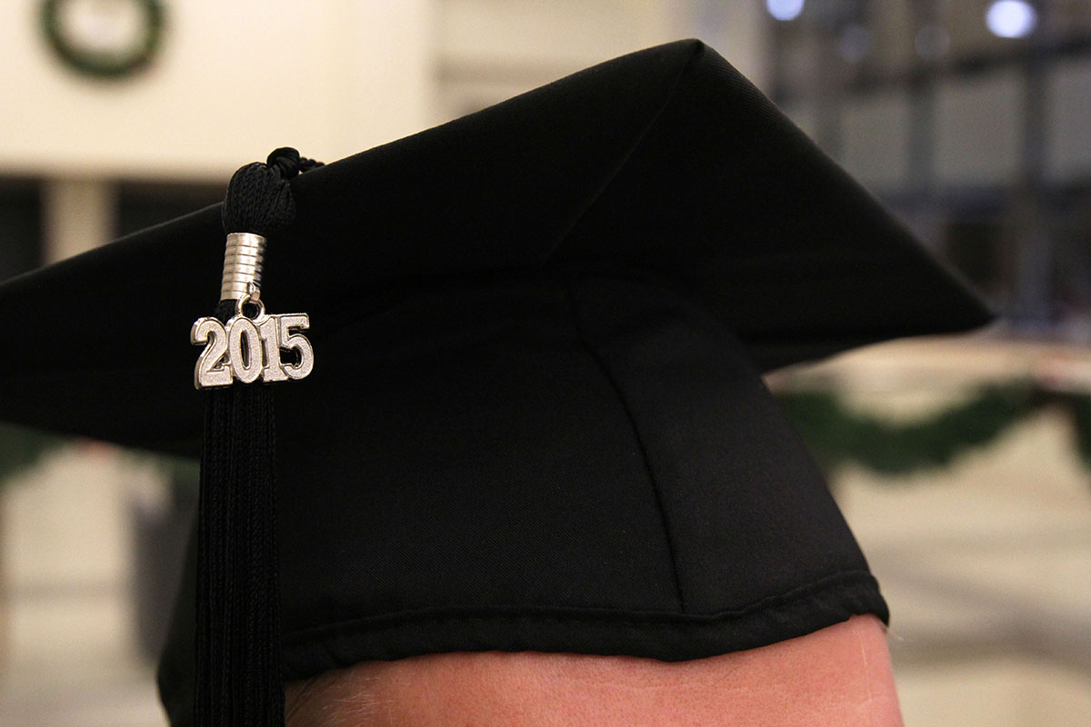 Graduation Photo Gallery Fall Semester 2015