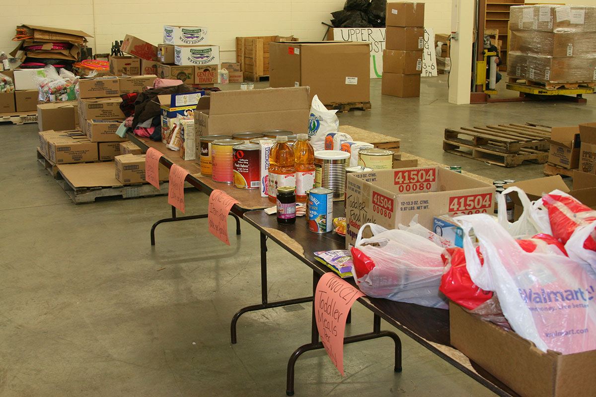 Backpack program helps Idaho children get food