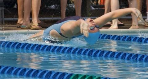 Swimmer reflects on Junior Olympics