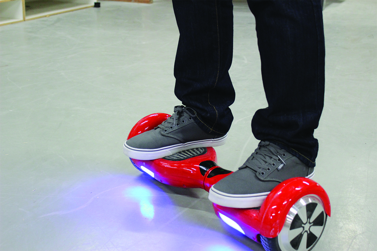 Hoverboards may be banned at BYU-Idaho